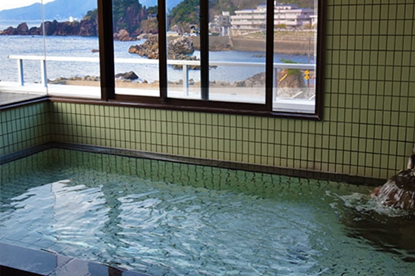 旅館大浴場